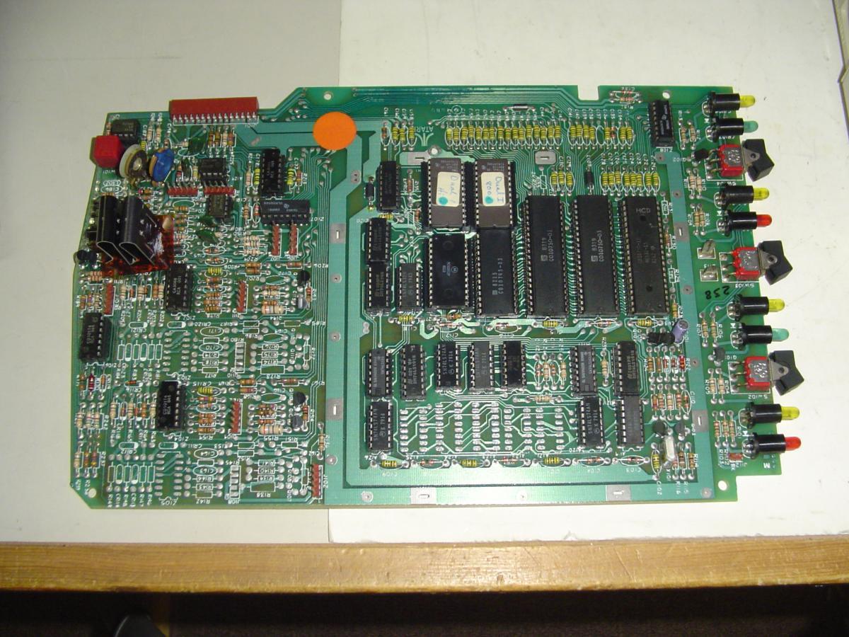 Atari 815 PCB