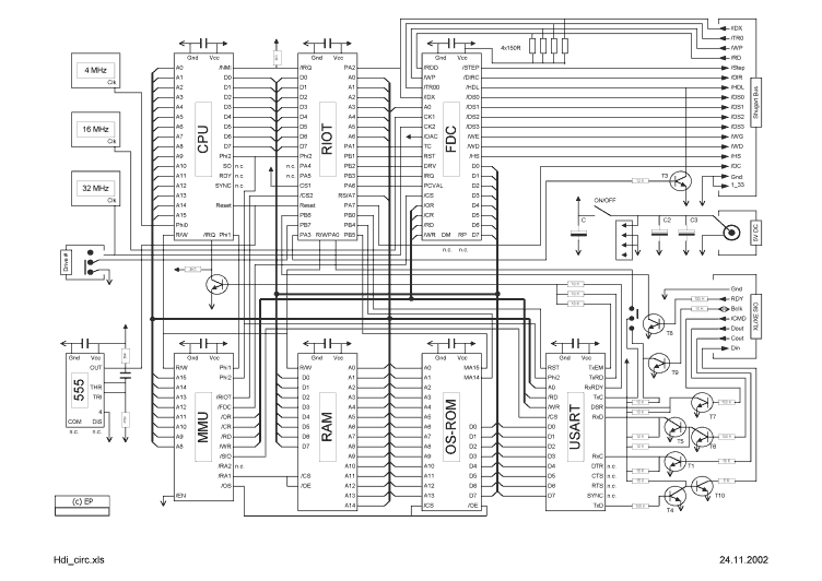 HDI Schematic (preview quality)