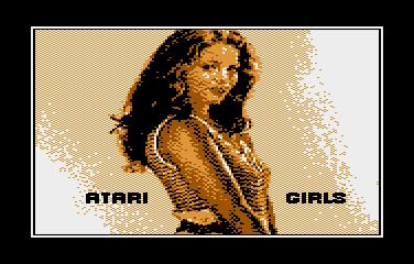 Atari Girls - Screenshot 01