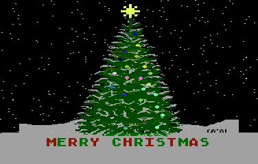 Christmas Tree - Screenshot 01