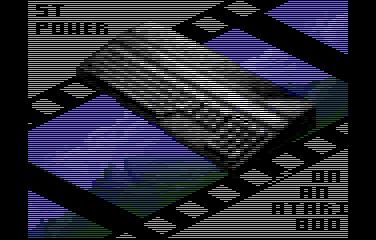 Red Rat demo disk - Screenshot 03