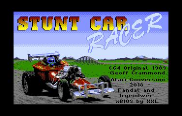 Stunt Car Racer - Screenshot 02