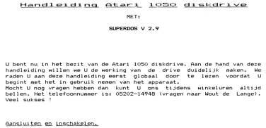 SuperDOS 2.9 - Screenshot 03